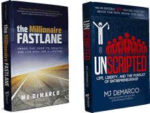 mj demarco books